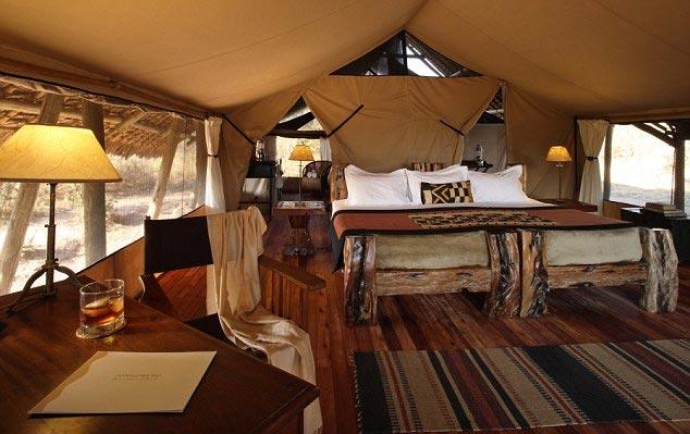 Accommodation - Tanzania Lodg Safari Itinerary