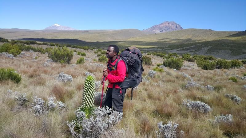 3 days Kilimanjaro trekking