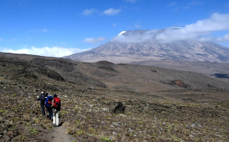 6 Days Rongai Route Hike