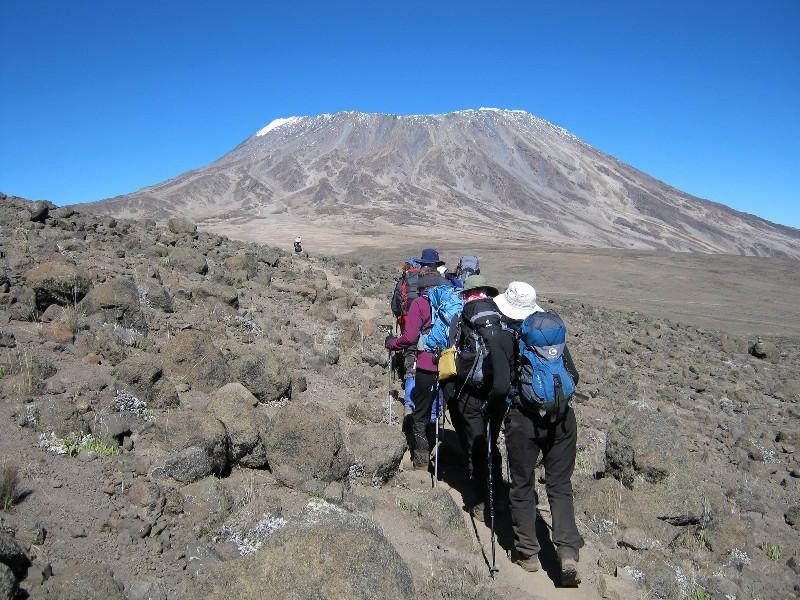 Mount Kilimanjaro Trekking Trips