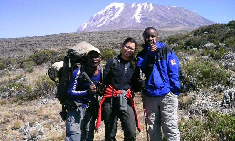 5 Days Marangu route trek