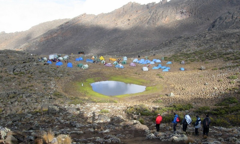7 Days Rongai Route Hike