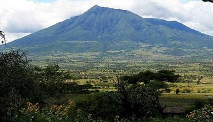 Mount Hanang 1