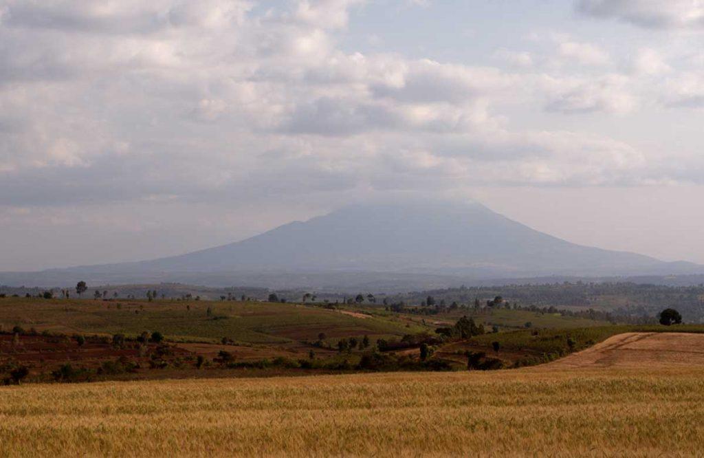Mount Hanang 2