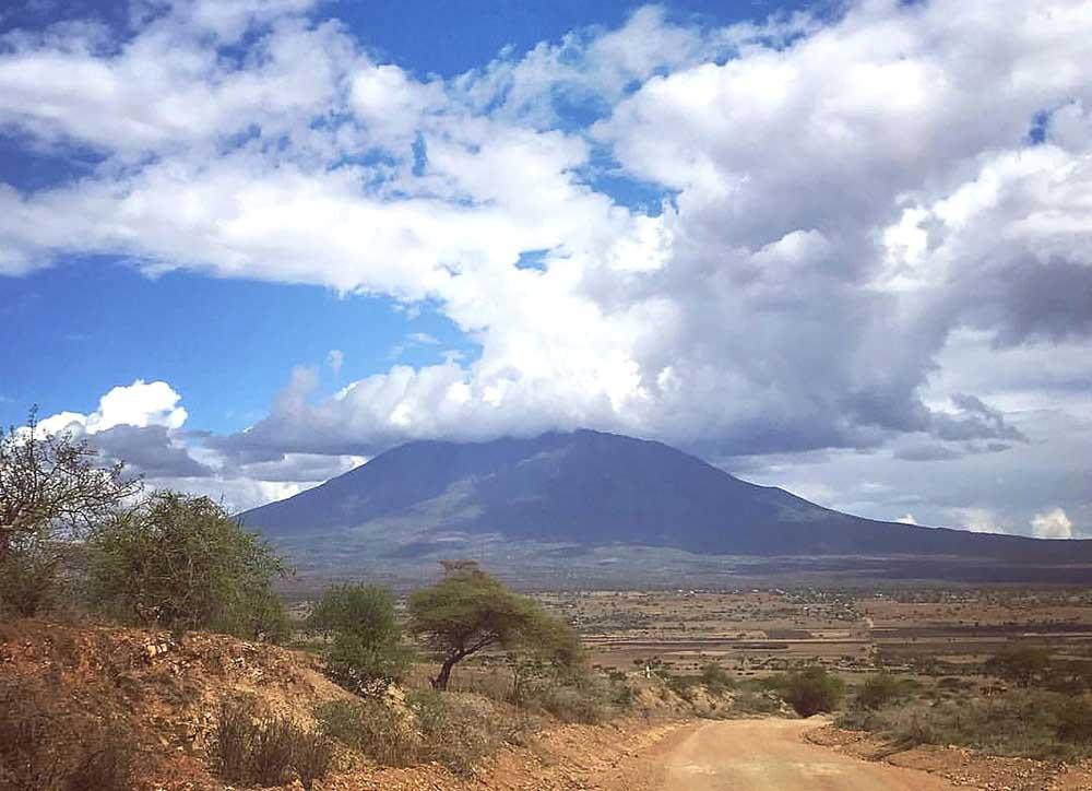 Mount Hanang 3