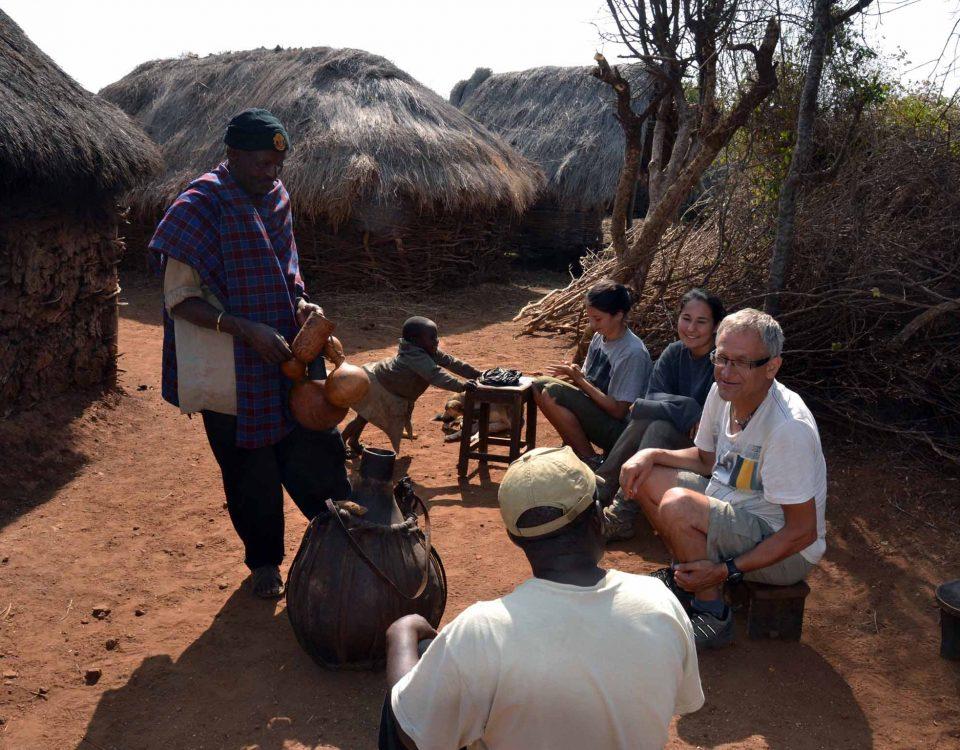 Tanzazia Cultural tour visits