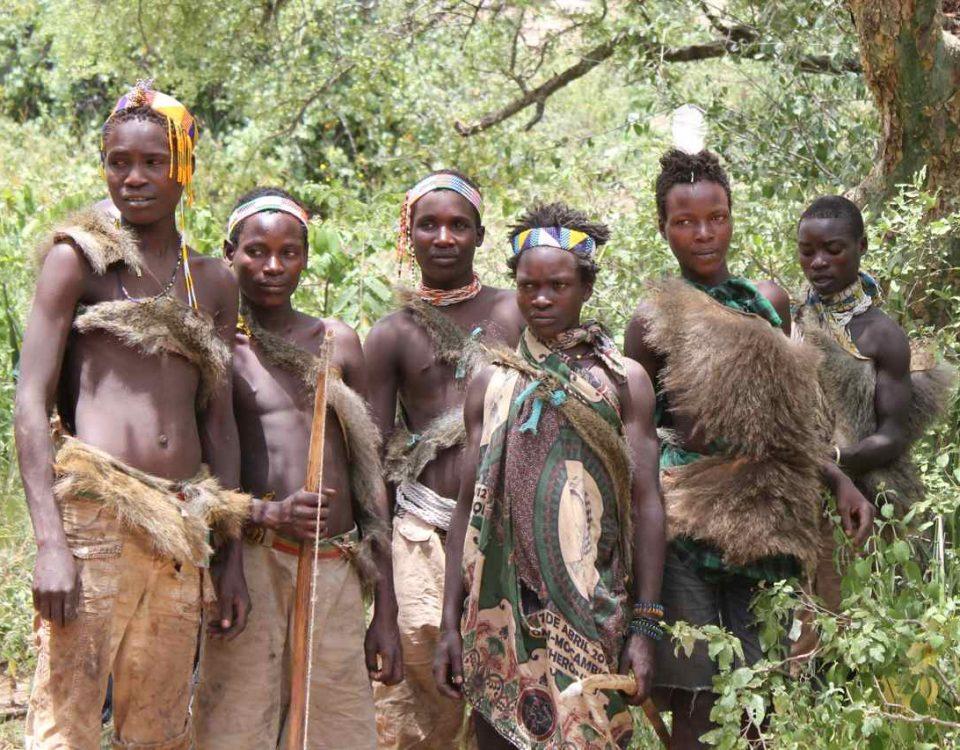 The Hadzabe tribe (The Bushmen)