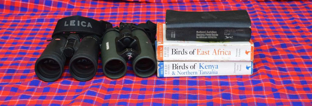 About Us - Field Guide books & binoculars