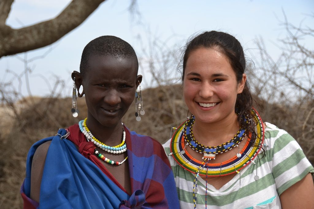 Cultural visit/tour to The Maasai Tribe
