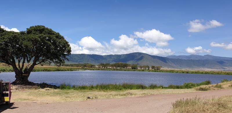 Manyara, Ngorongoro Serengeti Itinerary